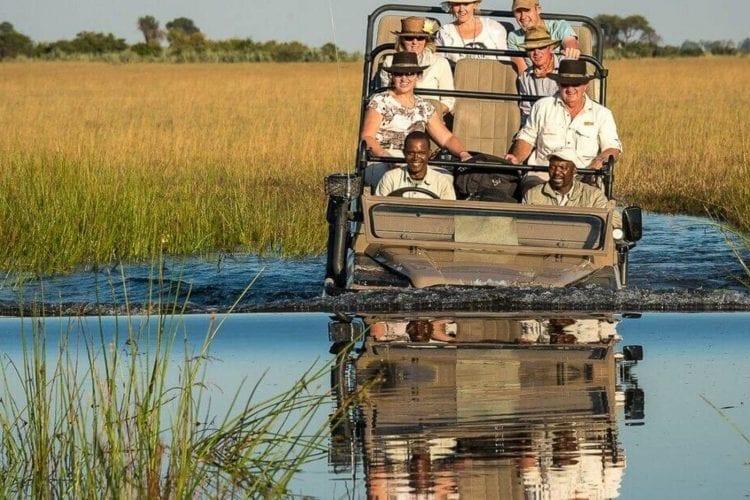Okavango Delta Safari Botswana
