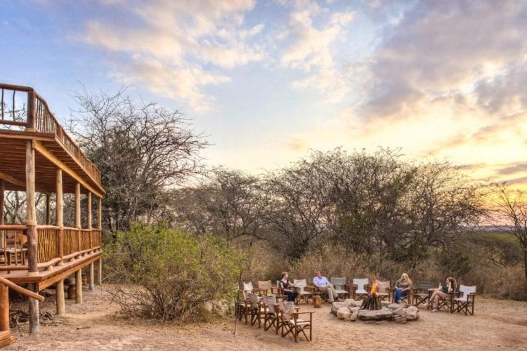 Oliver's Camp Tanzania