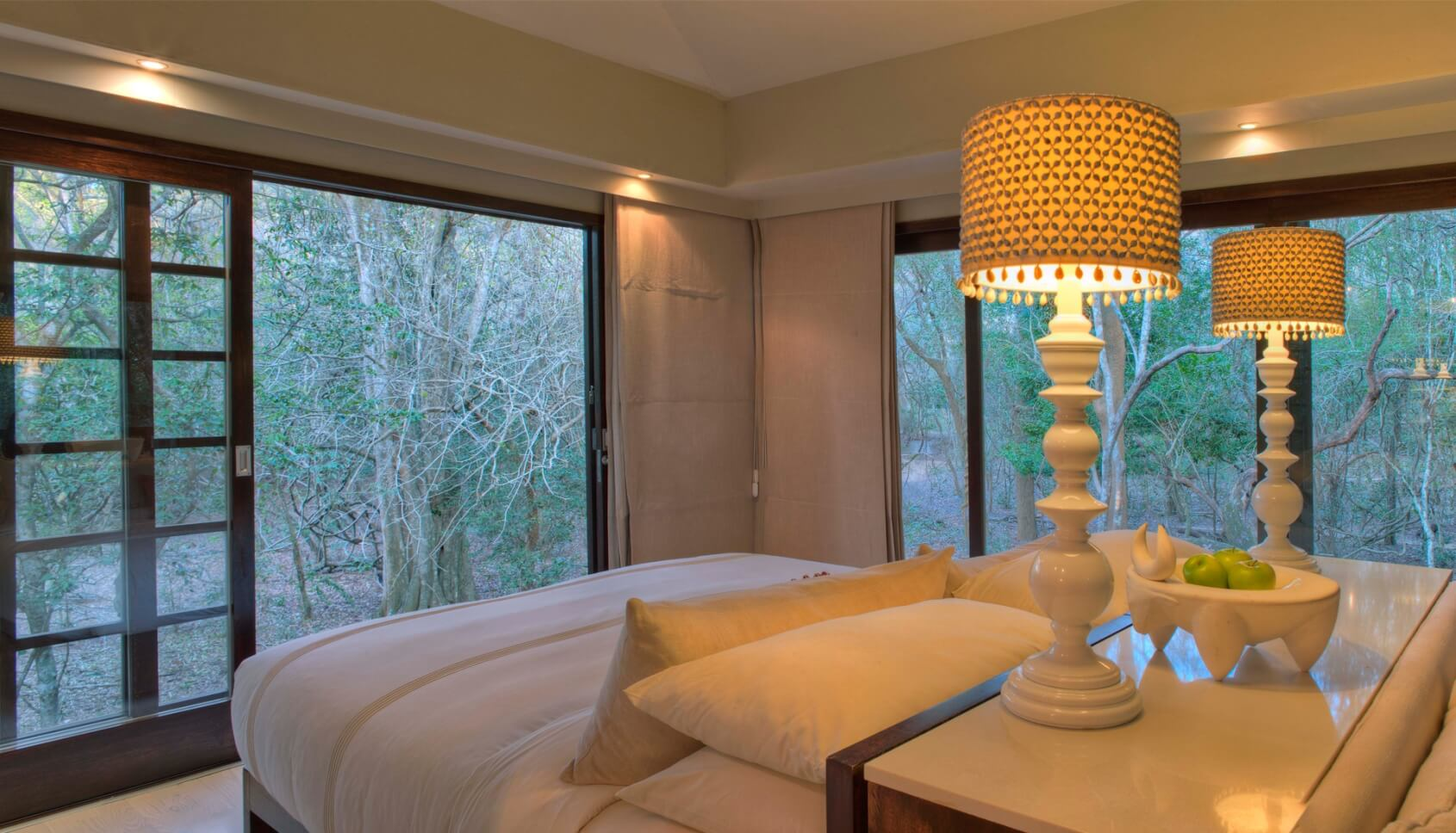 Room at Phinda Forest Lodge