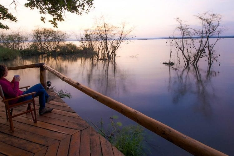 Ruzizi Tented Camp Rwanda