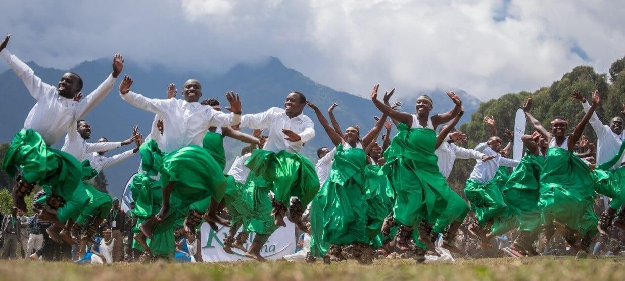 Rwanda has a rich history