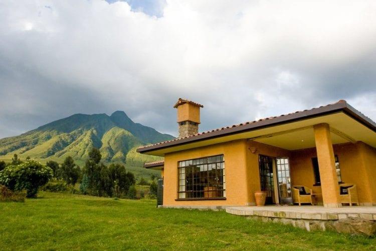 Sabyinyo Silverback Lodge Rwanda