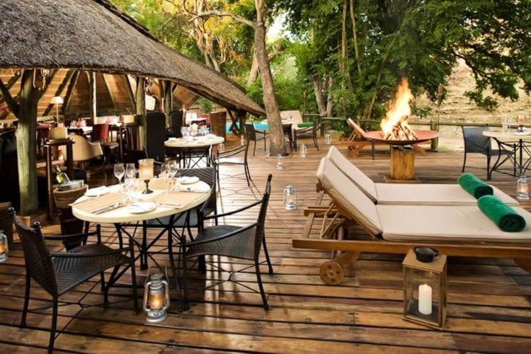 Selous Serena Camp Tanzania
