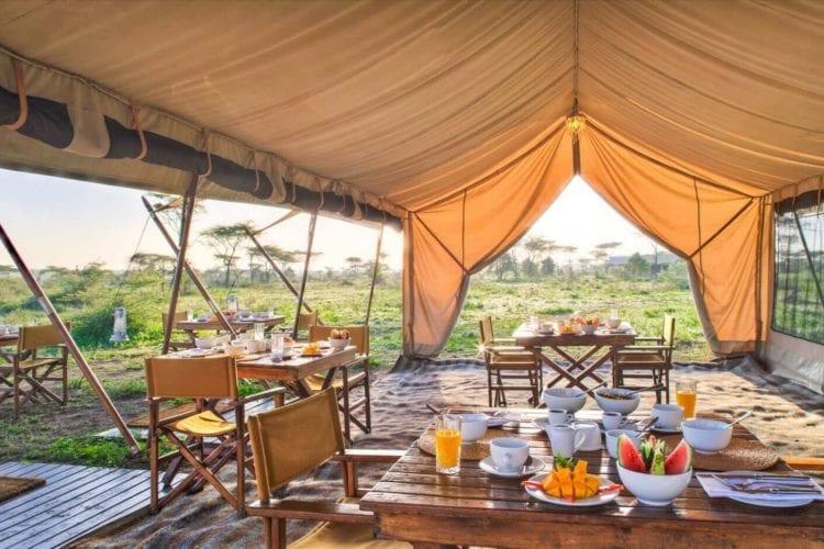 Serengeti Under Canvas South Tanzania