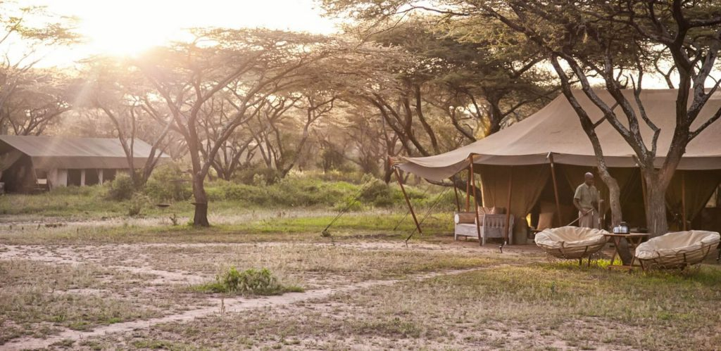 Serian Lamai Camp
