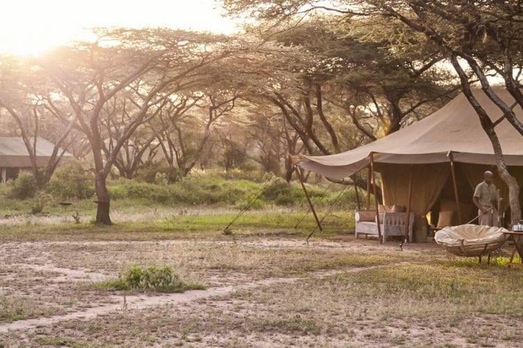 Serian Lamai Camp Tanzania
