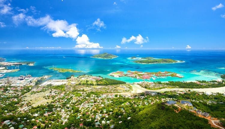 Seychelles Special Itinerary