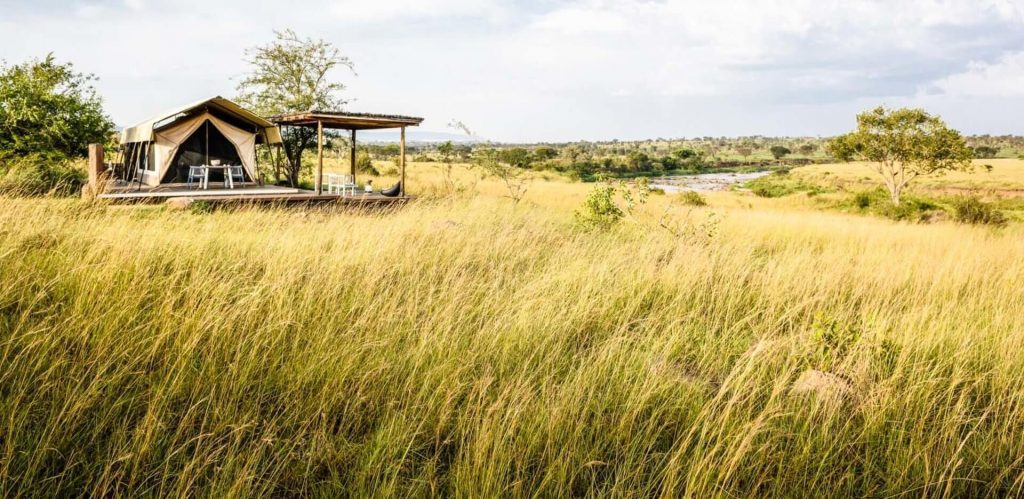 Singita Mara Camp