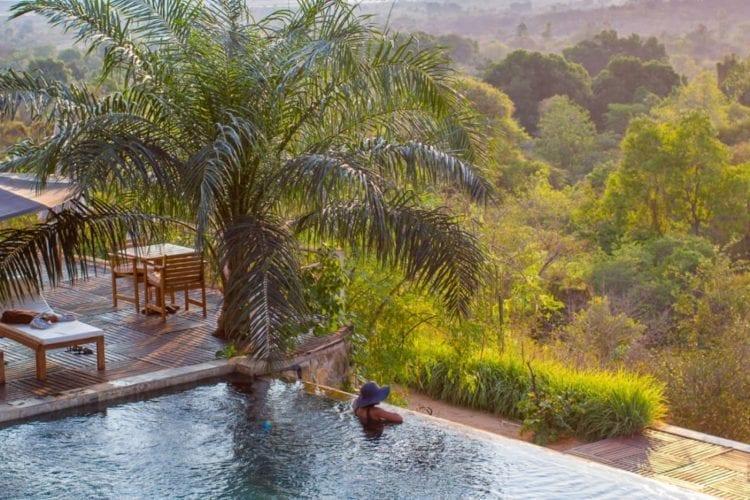 Soleil des Tsingy Hotel Madagascar