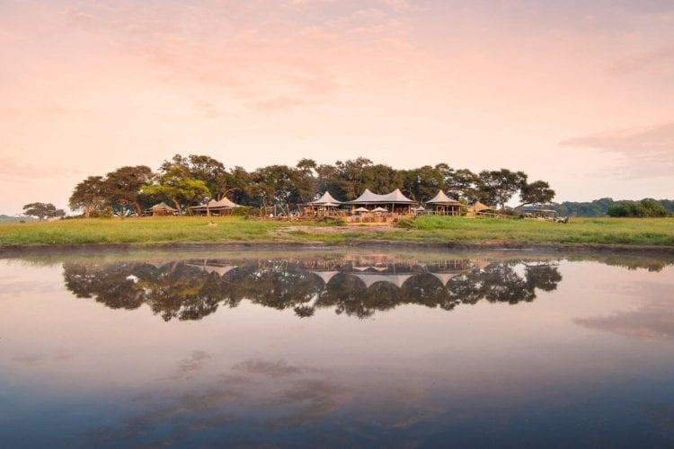 Somalisa Acacia Camp Zimbabwe