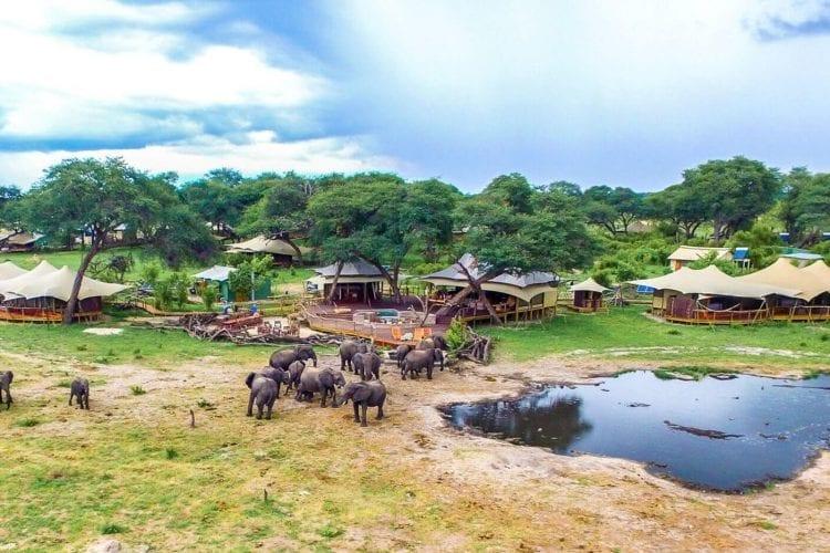 Somalisa Camp Zimbabwe