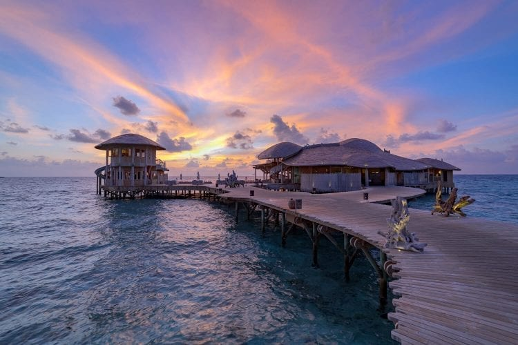Soneva Fushi Maldives - Out of the Blue