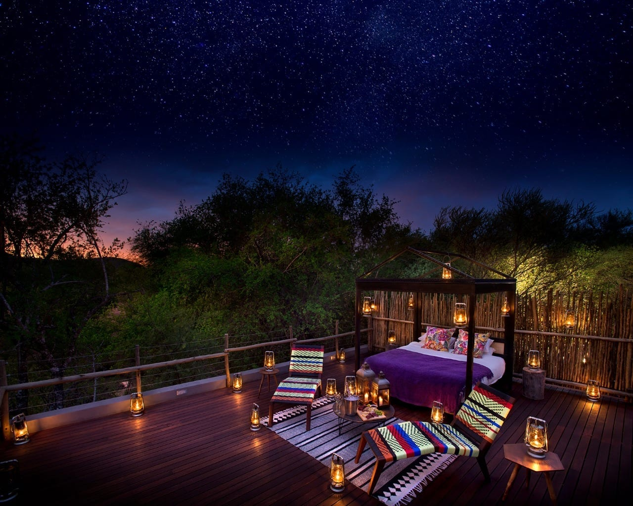 Star Beds at Jacis South Africa