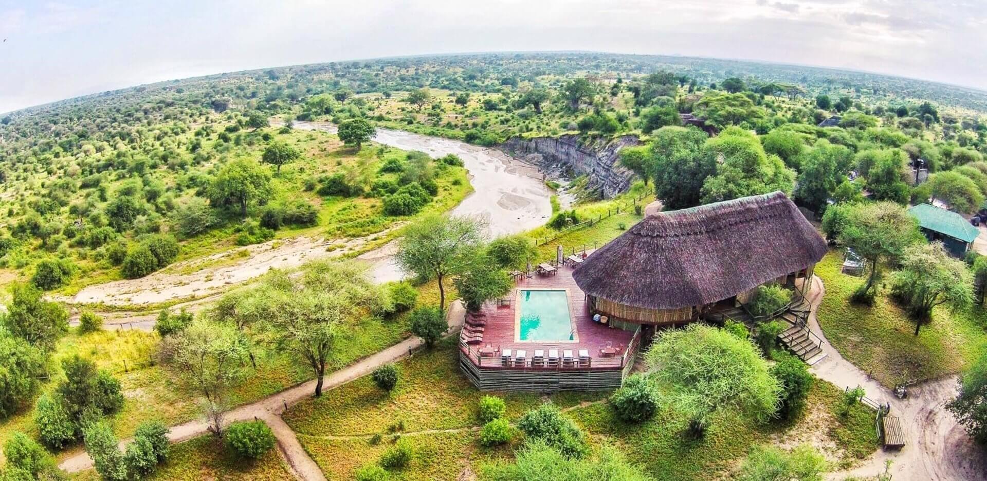 Tarangire River Camp Tanzania