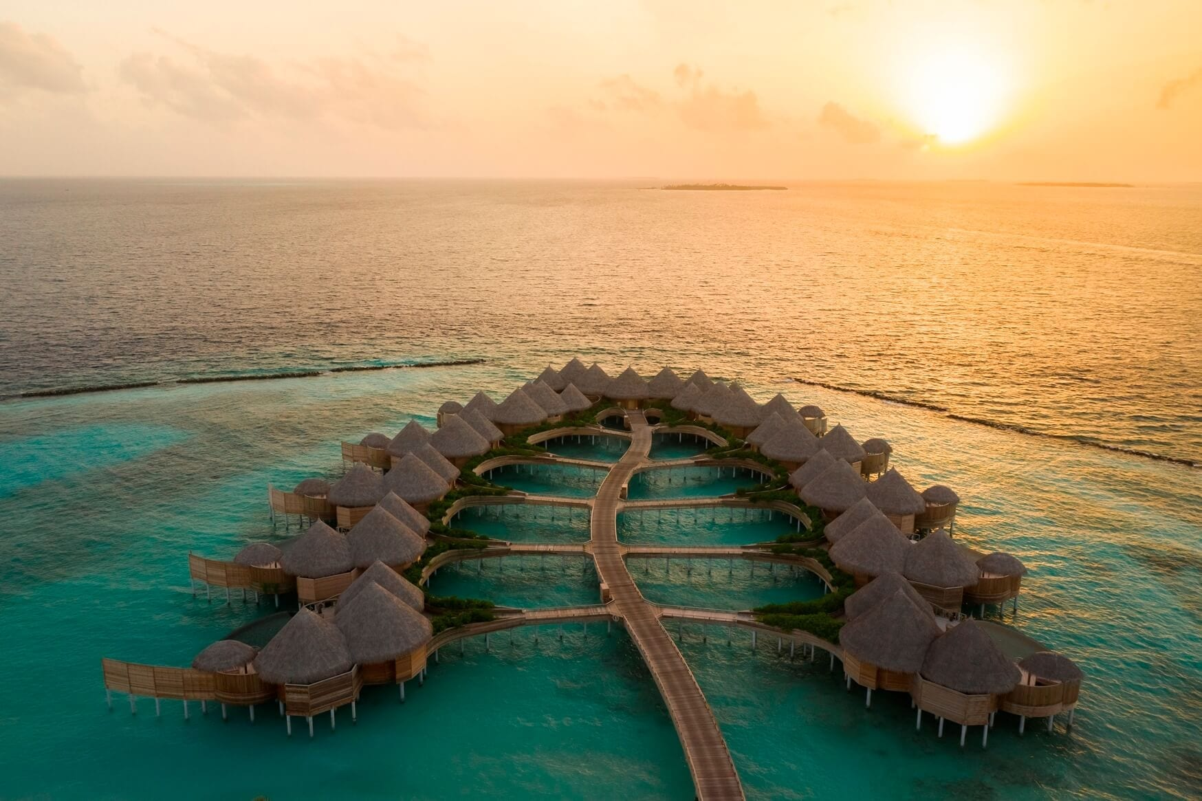 The Nautilus Maldives Main View