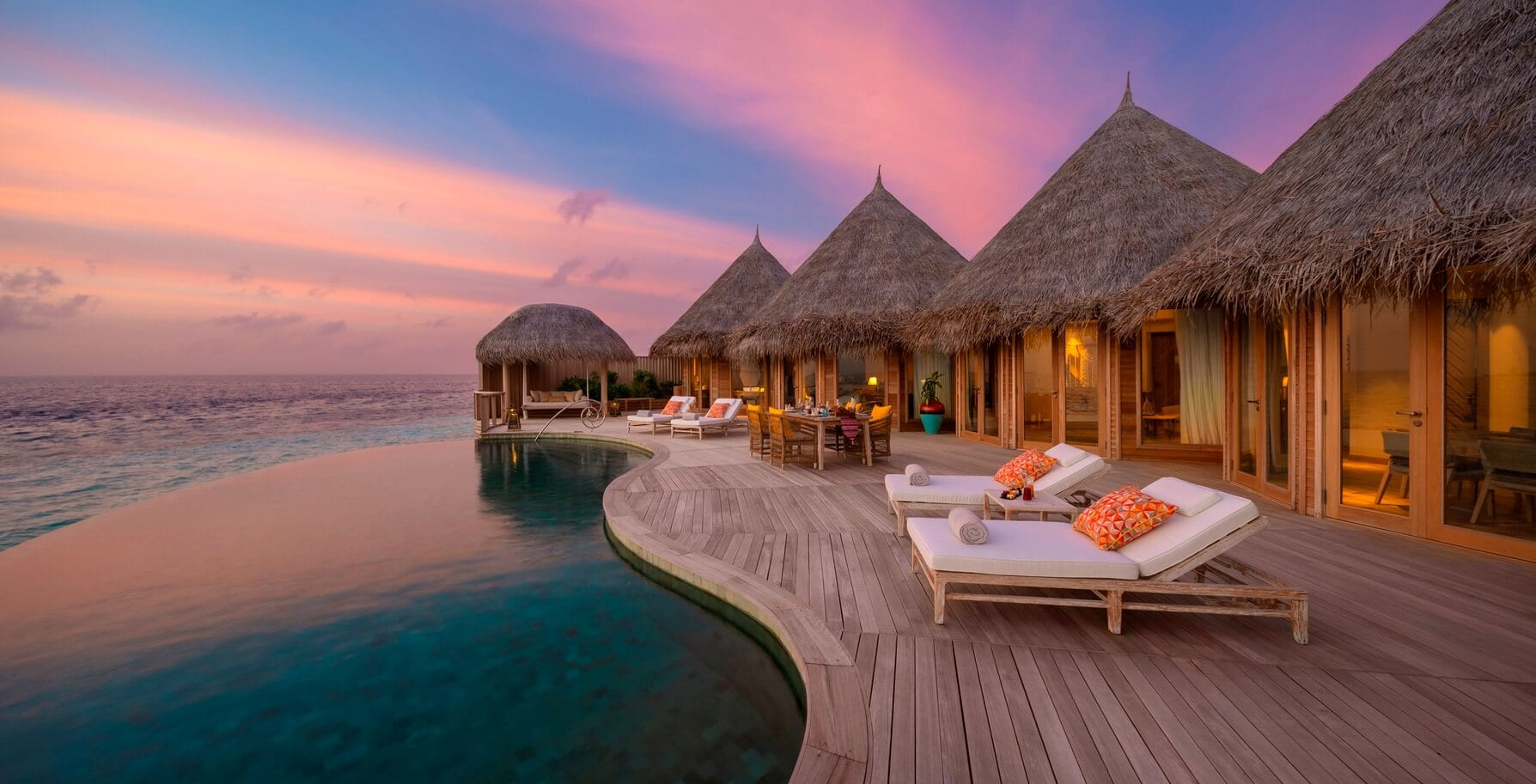 The Nautilus Maldives Panoramic View