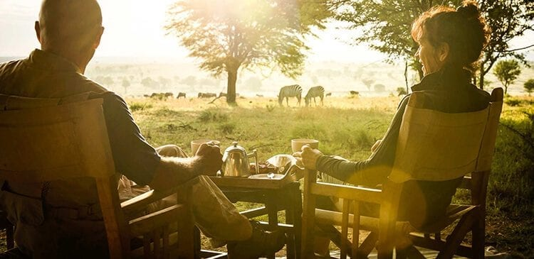The Satchwell's Tanzania Safari Adventures - Once in a lifetime