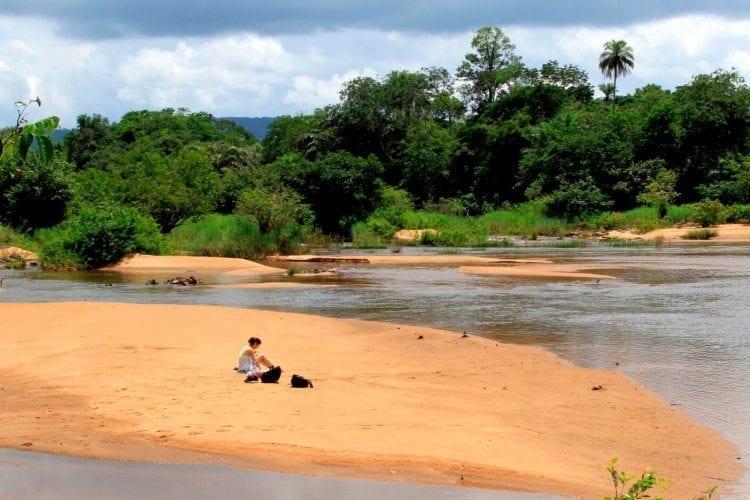 Tiwai Island Wildlife Sanctuary Sierra Leone