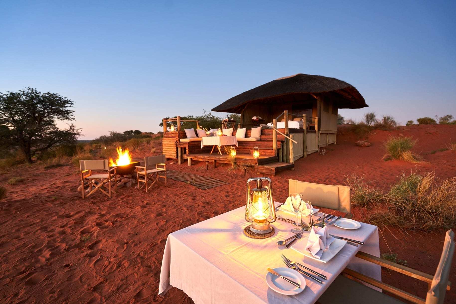 Tswalu Malori South Africa Star Beds