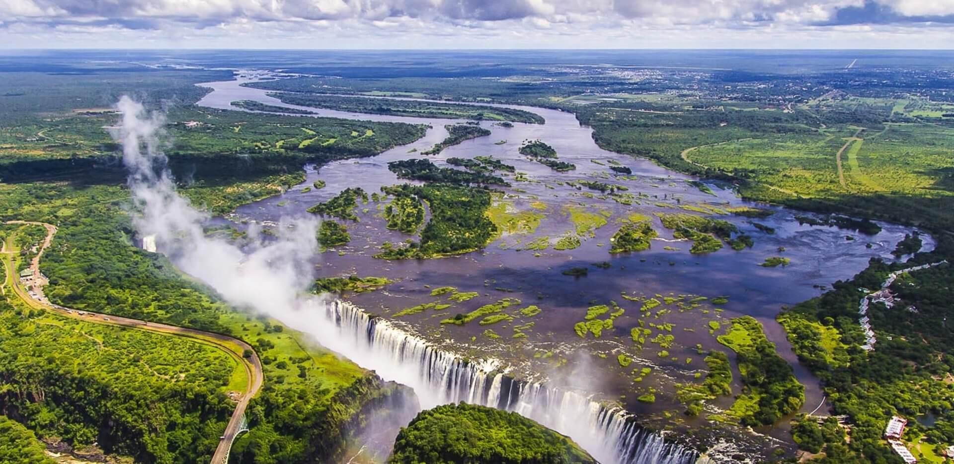 Victoria Falls Zimbabwe