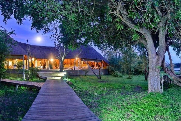 Victoria Falls River Lodge Zimbabwe