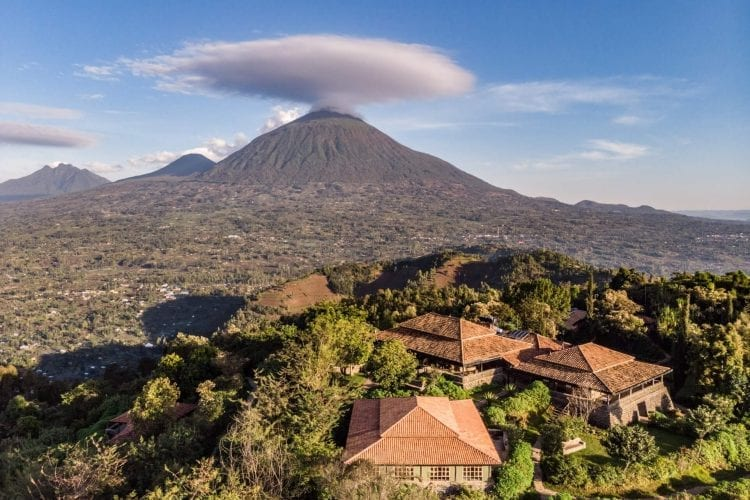 Virunga Lodge celebrates 15th anniversary