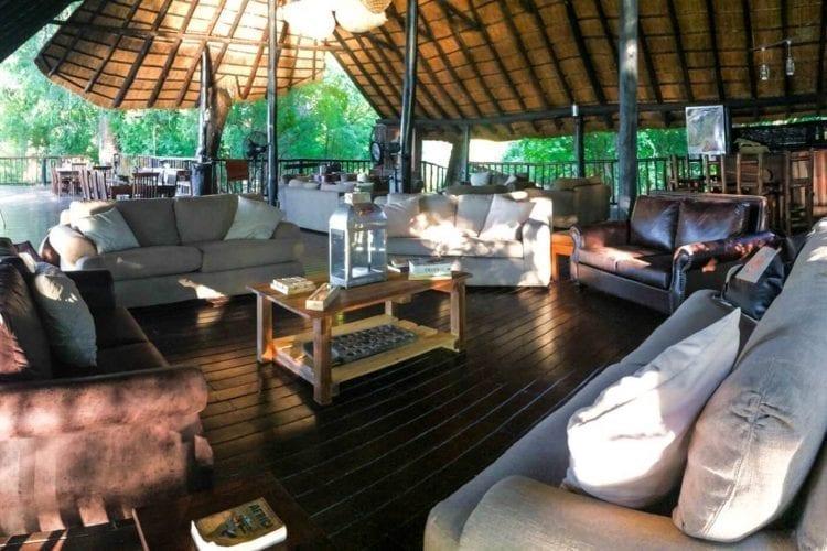 Vundu Camp Zimbabwe