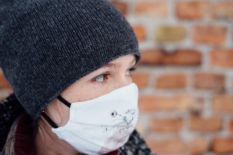 Wearing a mask during coronavirus