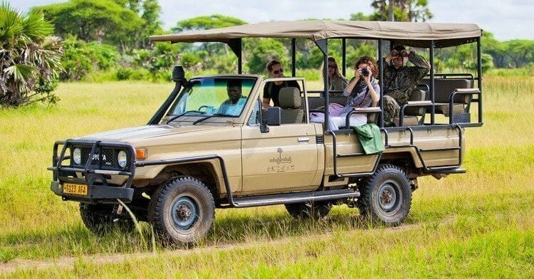 What to consider when packing for your first safari