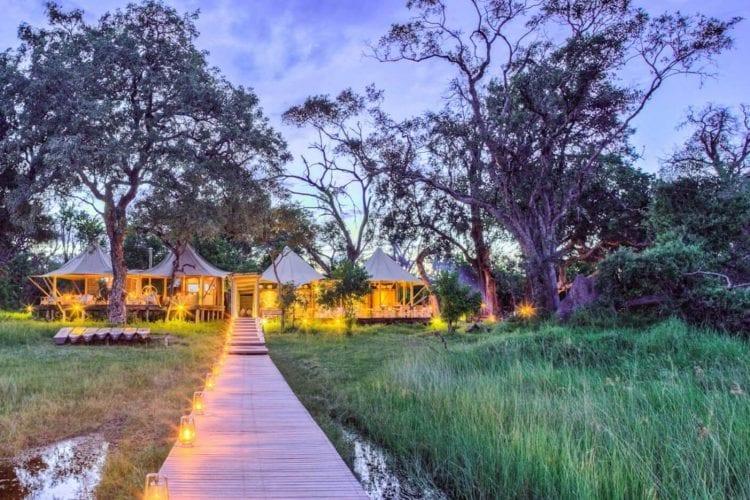 Xaranna Camp Botswana