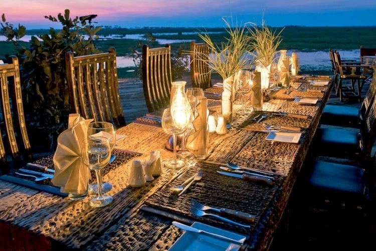 Zarafa Dhow Suites Botswana
