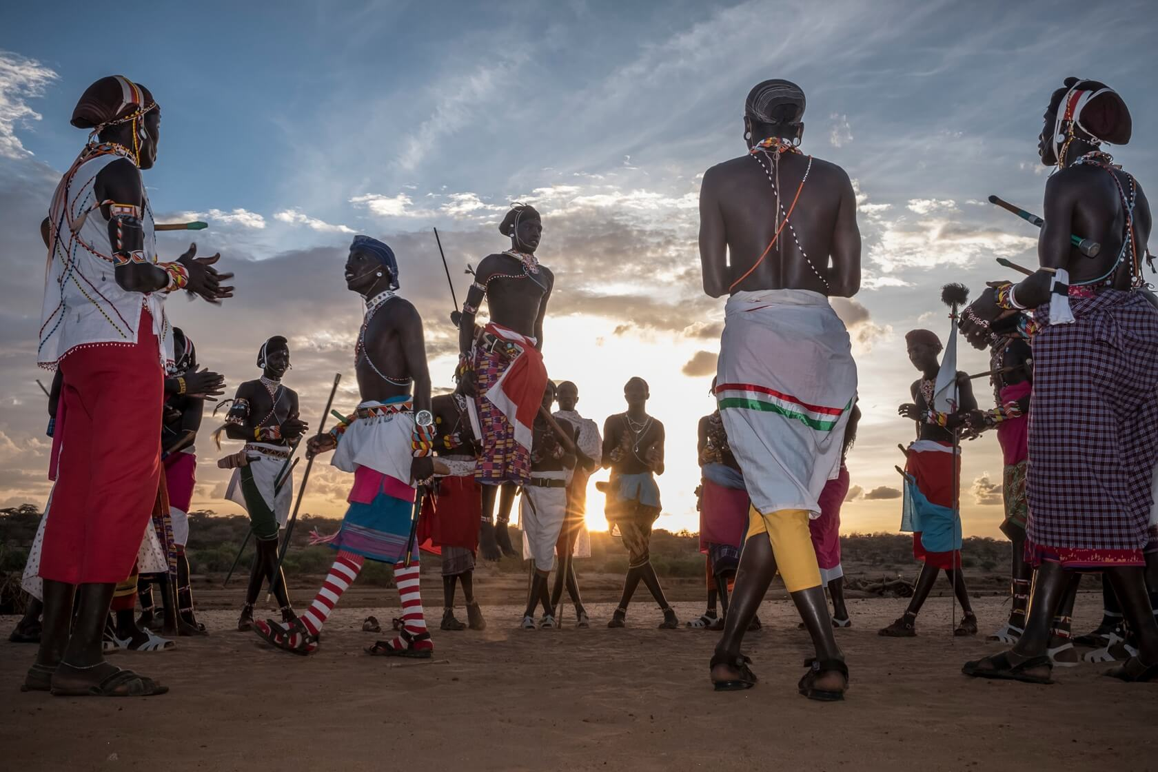 masai experience at sasaab lodge