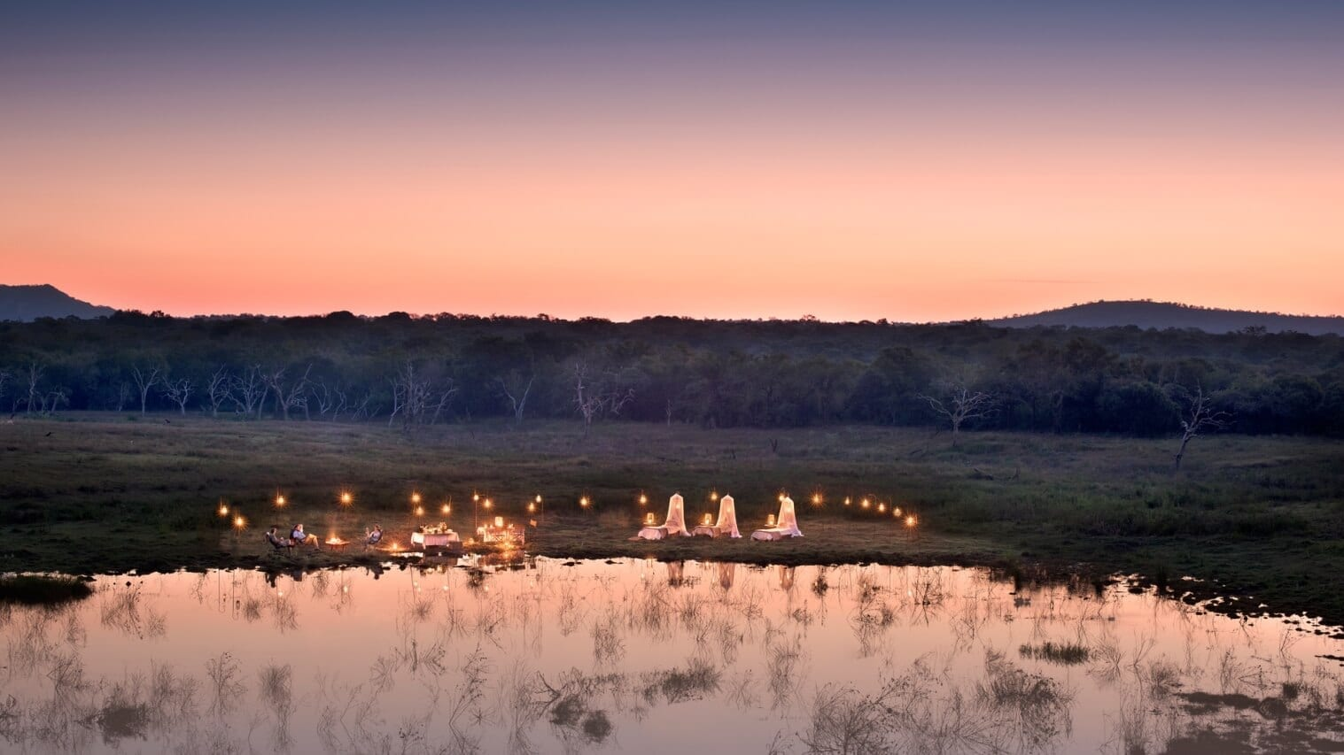 Sleepout Adventure at Phinda Vlei Lodge